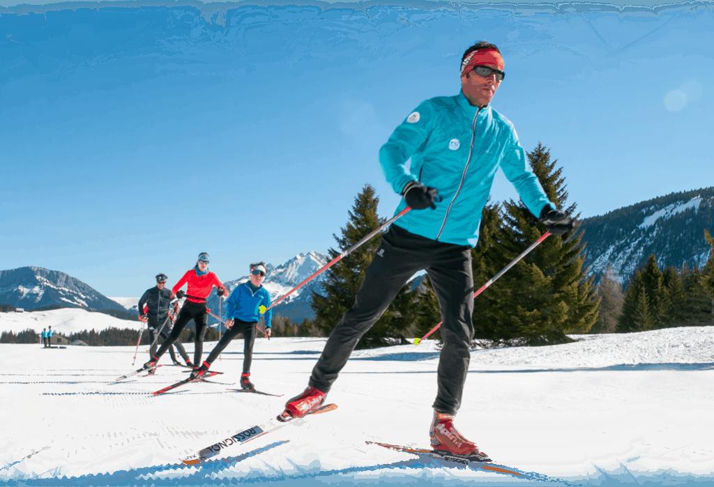 Ecole de ski Nordique Glières